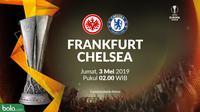 Liga Europa - Eintracht Frankfurt Vs Chelsea (Bola.com/Adreanus Titus)