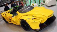 Sin S1 mobil ini hadir di ajang Geneva Motor Show 2018. (Carscoops)