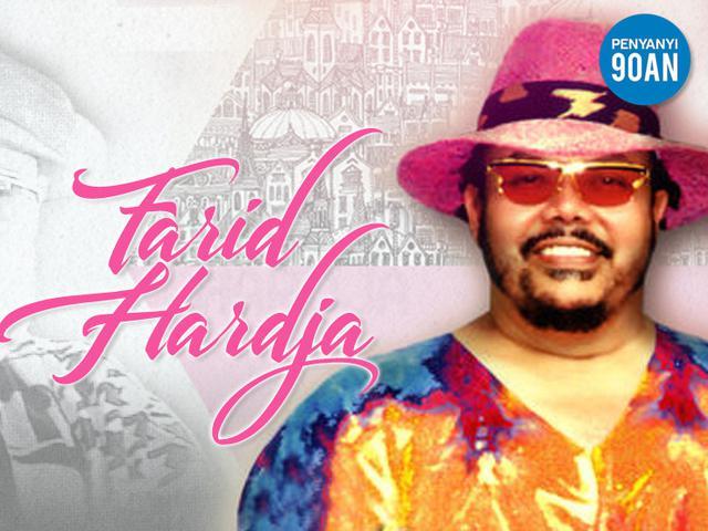 Penyanyi 90an: Mengenang Rayuan Cinta Farid Hardja - News & Entertainment  Fimela.com