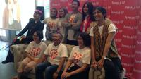 """Female Radio meluncurkan kampanye """"Hidip Lebih Bermakna"""". (Liputan6.com/Putu Elmira)"""