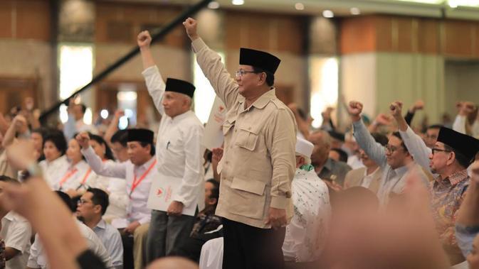Kumpulkan Ahli Hukum, Prabowo Siapkan Surat Wasiat