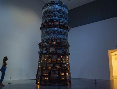 FOTO: Mengunjungi Museum Seni Tate Modern di London