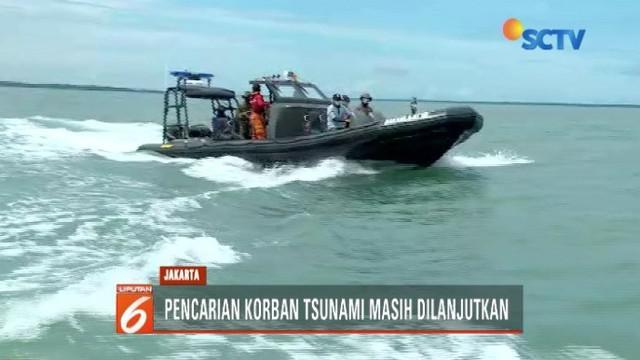 Basarnas menyatakan akan perpanjang operasi pencarian korban tsunami Selat Sunda selama tiga hari.