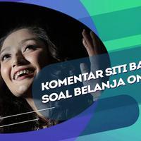 cerita pengalaman Siti Badriah Belanja Online.