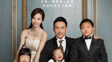 keluarga Heidi Yeh
