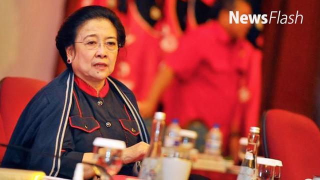 DPP PDI Perjuangan membantah jika Ketua Umumnya Megawati Soekarnoputri jatuh sakit