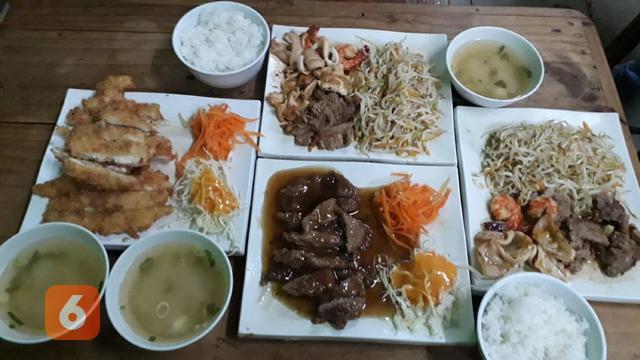 Kuliner Malam Jumat Mencicip Hidangan