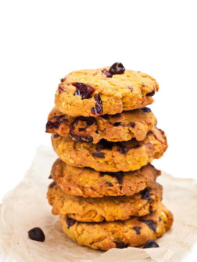 Cookies Kurma Oats