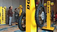 Dunlop DGX-01 resmi hadir di Indonesia. (Septian/Liputan6.com)