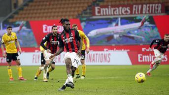 MU dan Liverpool Berebut Gelandang AC Milan