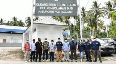 Bantu Tingkatkan Produktivitas Bph Migas Naikkan Kuota Solar Nelayan Aceh Selatan