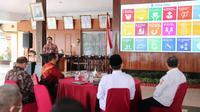 Gus Menteri Beri Penghargaan Wonogiri Jadi Kabupaten Pertama Selesaikan Data SDGS Desa