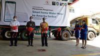 Wamendag Jerry Sambuaga melepas ekspor produk berteknologi tinggi di Batam (dok: Kemendag)