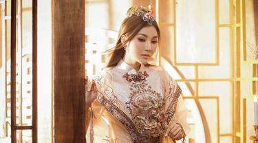 Potret Sarwendah Bertema Everless Beauty