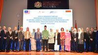 Sebanyak 18 perguruan tinggi di Malaysia menandatangani Nota Kesepahaman dengan pemerintah Nusa Tenggara Barat (NTB) terkait kerjasama di bidang pendidikan. (Istimewa)