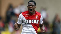 Anthony Martial saat masih berkostum Monaco (AFP Photo/Valery Hache)