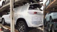 Toyota Fortuner (Foto: Carscoops).