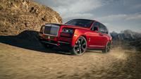 Rolls-Royce Cullinan (Rolls-Royce).
