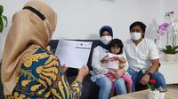 Pendataan Keluarga tahun 2021 yang dilakukan Badan Kependudukan dan Keluarga Berencana Nasional (BKKBN) dilaksanakan pada 1 April – 31 Mei. (Dok BKKBN RI)
