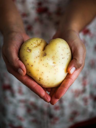 ilustrasi kentang untuk jantung/unsplash