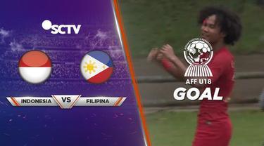 Berita Video Bagus Kahfi Cetak Gol Kedua, Timnas Indonesia U-18 Kini Unggul 4-0 atas Filipina di Piala AFF U-18