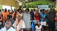 Warga Bougainville setuju untuk memisahkan diri dari Papua Nugini. (Source: Serahphina Aupong/U.N. in PNG via AP)