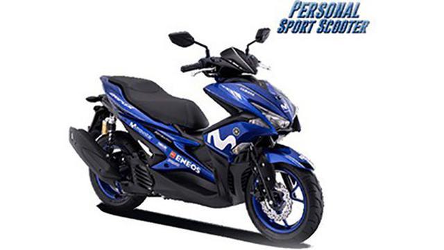 Yamaha Aerox 155 2020 Harga Spesifikasi Review Terbaru Otomotifo