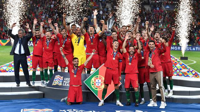 Portugal Berhasil Juarai UEFA Nations League