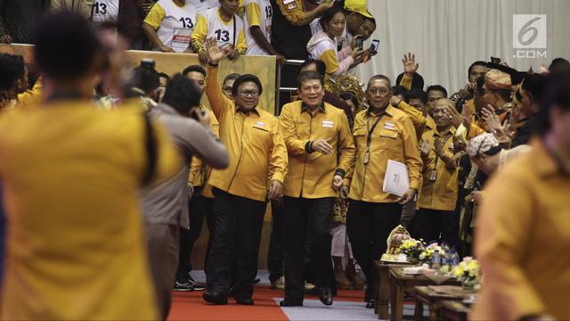 Batal Dihadiri Jokowi, Rakernas Hanura Resmi Dibuka