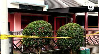 Polisi belum menemukan keberadaan pistol yang diduga digunakan Abdul Malik Aziz membunuh istrinya yang juga pegawai BNN, Indria Kameswari