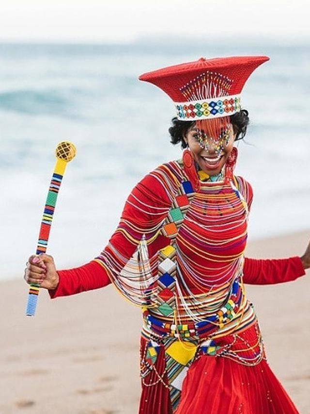 Uniknya Gaun Pengantin Tradisional dari Berbagai Negara