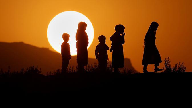 Sore Ini Matahari Tepat di Atas Kabah, Umat Muslim Dapat Luruskan Arah Kiblat