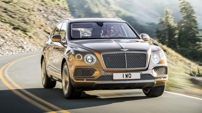 Bentley Bentayga. (Carbuzz)