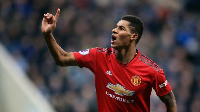 Manchester United Susah Payah Kalahkan Watford