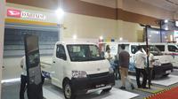 Daihatsu Pamerkan 2 Mobil Modifikasi di GIICOMVEC 2020 (Arief A/Liputan6.com)