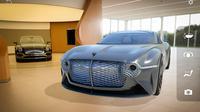 Dengan AR, Bentley beri pengalaman rasakan mobil konsep terbarunya (Bentley)
