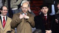 Keluarga Glazer memiliki Manchester United sejak 2005. (AFP/Paul Ellis)