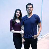 Donita dan Adi Nugroho (Deki Prayoga/bintang.com)