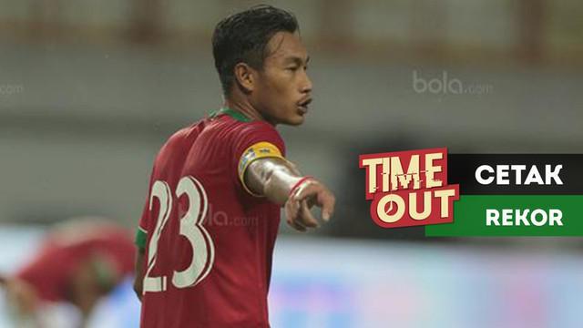 Hansamu Yama membuat sejarah bersama Timnas Indonesia dalam laga uji coba internasional melawan Guyana yang berakhir 2-1 untuk Indonesia.