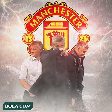 Manchester United - Ilustrasi Ole Gunnar Solskjaer