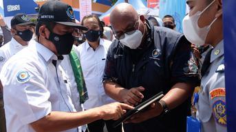 Aplikasi Laut Nusantara Diapresiasi KKP, Kini Dipakai 55.000 Nelayan