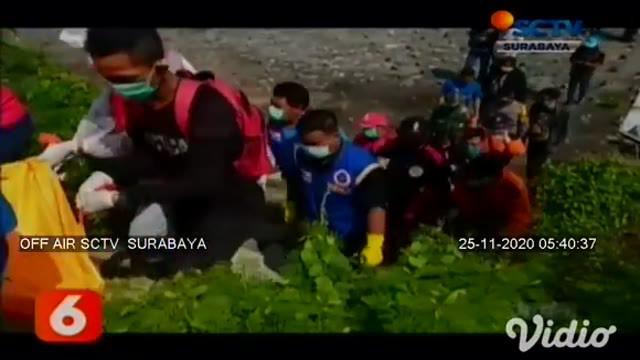 Sesosok jasad wanita tanpa busana dan tanpa identitas ditemukan mengapung di Sungai Brantas, Mojokerto, Jawa Timur. Dengan ciri-ciri tinggi 160 centimeter dan berkulit kuning langsat serta rambut sebahu berwarna hitam.