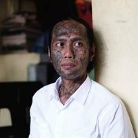 Jangan menilai penampilannya, lihatlah apa yang telah dilakukan oleh Agus Sutikno, pendeta jalanan untuk kaum papa di Semarang. (Foto: Facebook/GPDI Mawar Saron Bongkudai Utara)