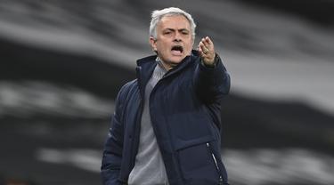 Jose Mourinho - Tottenham Hotspur - Liga Inggris