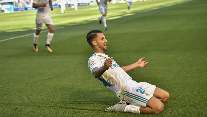 Real Madrid Berubah Pikiran Soal Jual Dani Ceballos