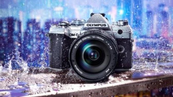 Olympus OM-D E-M5 Mark III. Dok: Olympus