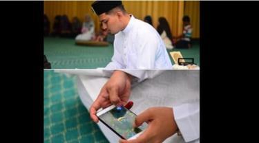 Pengantin pria di Malaysia jadi viral karena bermain game sebelum ijab kabul (merdeka)