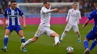 Winger Real Madrid, Gareth Bale (ANDER GILLENEA / AFP)