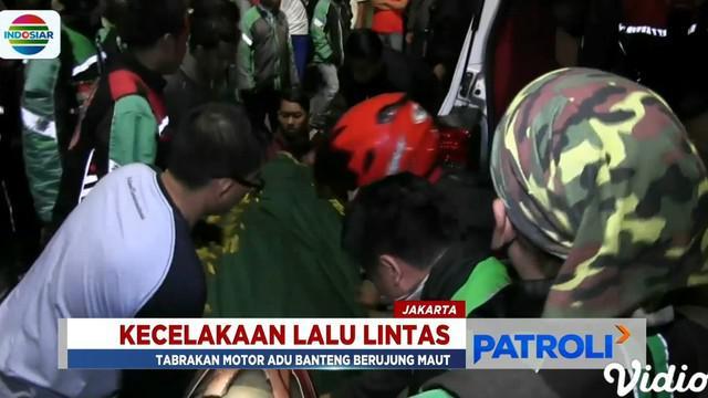 Kini polisi masih menyelidiki penyebab kecelakaan ini dengan memintai keterangan beberapa orang saksi.