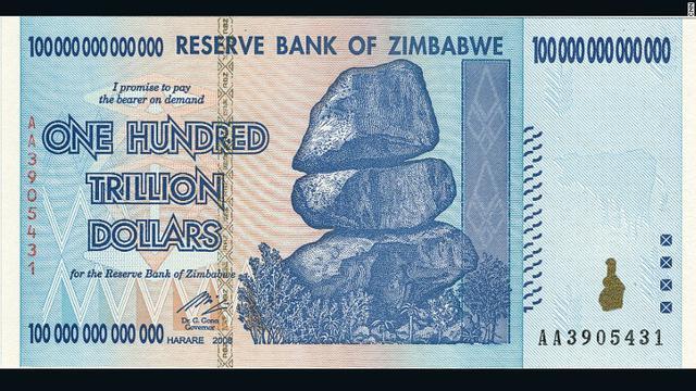 Ini Uang 100 Triliun Paling Tidak